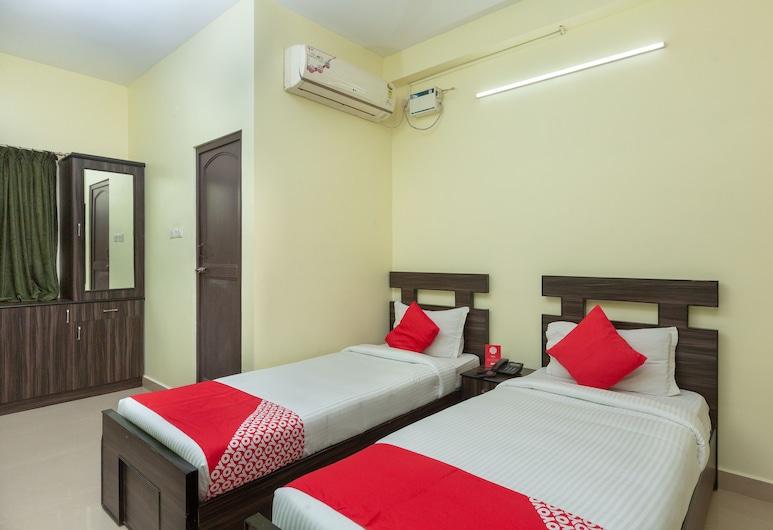 OYO 22408 Apple Tree Residency, Chennai, Quarto Duplo ou Twin, Quarto