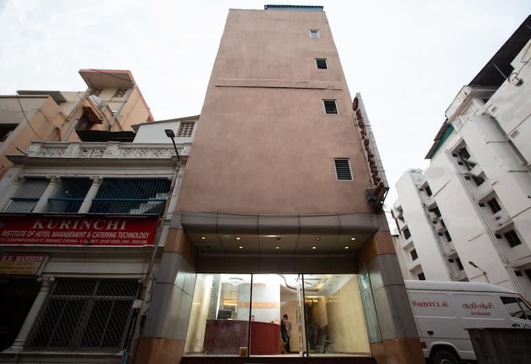 OYO 23454 Sun Park Inn, Chennai, Façade de l'hôtel