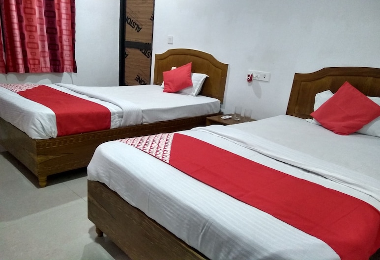 OYO 22721 Hotel Maya Buddha, Gaya, Dvokrevetna soba, Soba za goste