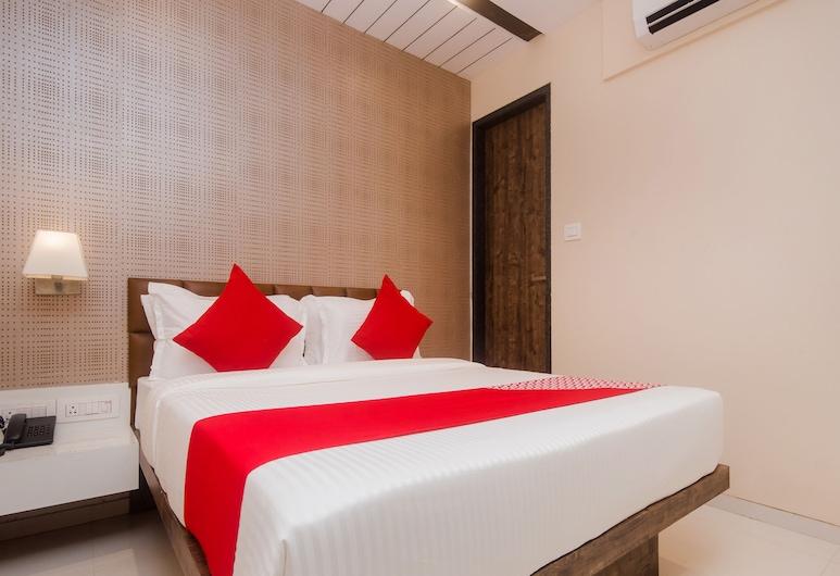 OYO 19995 Hotel Grand Heritage, Mumbai, Pokój dwuosobowy z 1 lub 2 łóżkami, Pokój