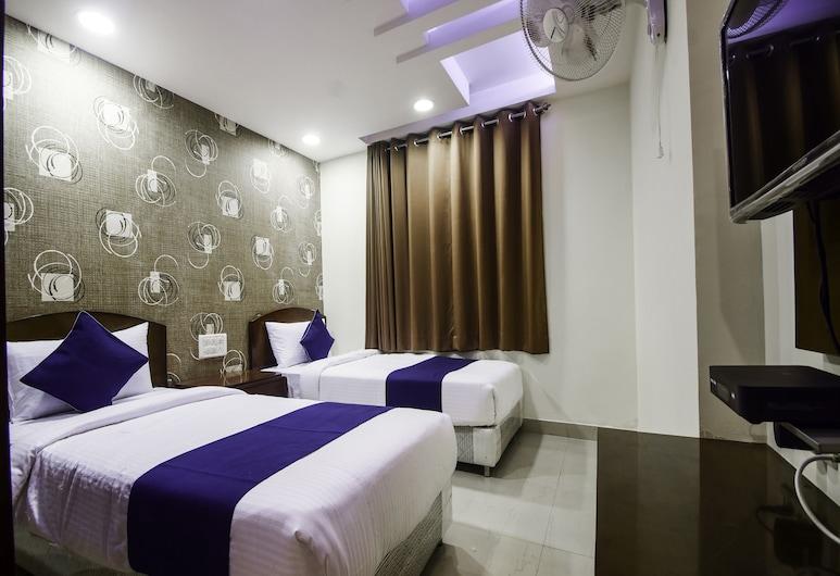 OYO 24041 SilverKey Corp Residency, Jaipur, Dvokrevetna soba, Soba za goste