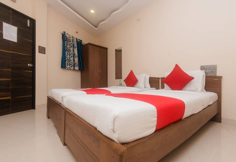 OYO 4269 Hotel Sai Residency, Mumbai, Double or Twin Room, Guest Room