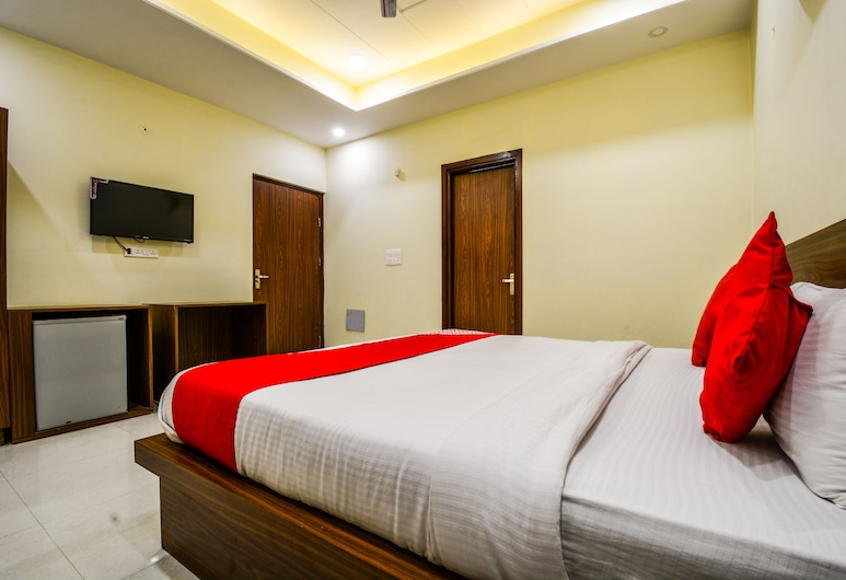 OYO 22204 Mark Inn, Jaipur, Double or Twin Room, Guest Room