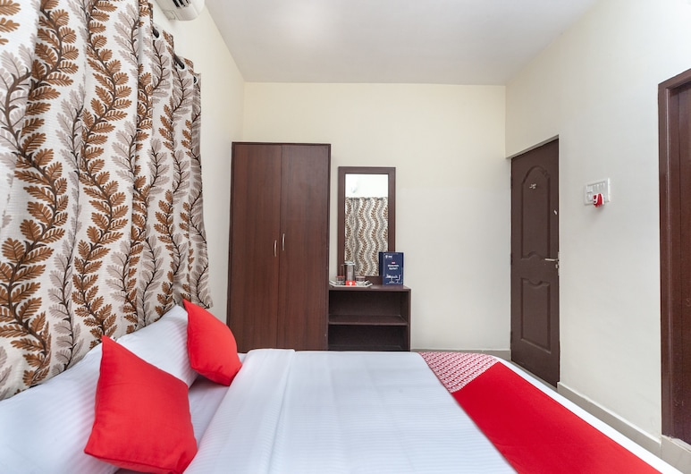 OYO 22019 Skye Service Apartments, Chennai, Double or Twin Room, Guest Room