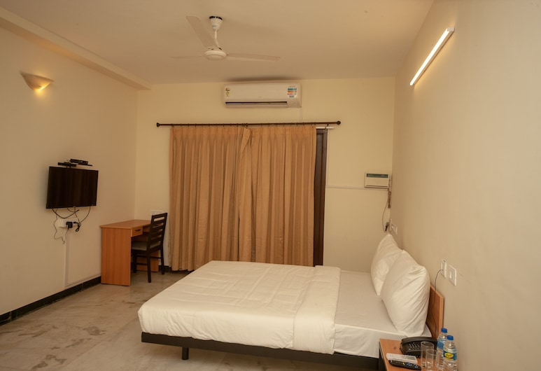 OYO 24150 SilverKey Egmore, Chennai, Double or Twin Room, Guest Room