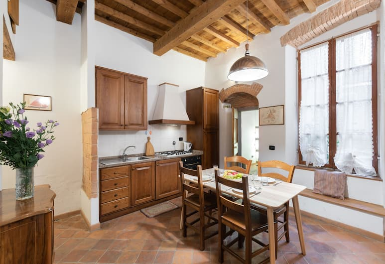 Flospirit - Boccaccio, Florence, Appartement, 2 chambres, non-fumeurs, Restauration dans la chambre