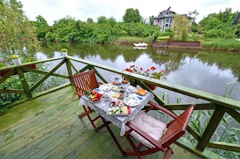 Nuotrauka: Sweet Home River Hotel, Sile