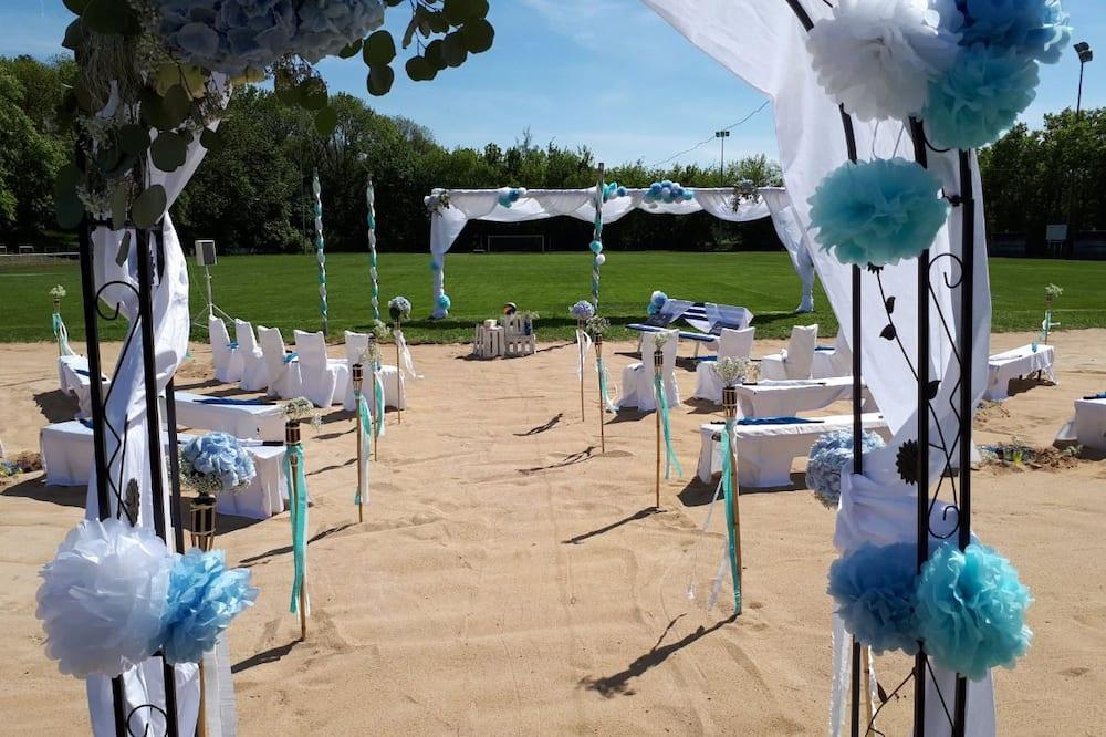Açık Hava Düğün Alanı