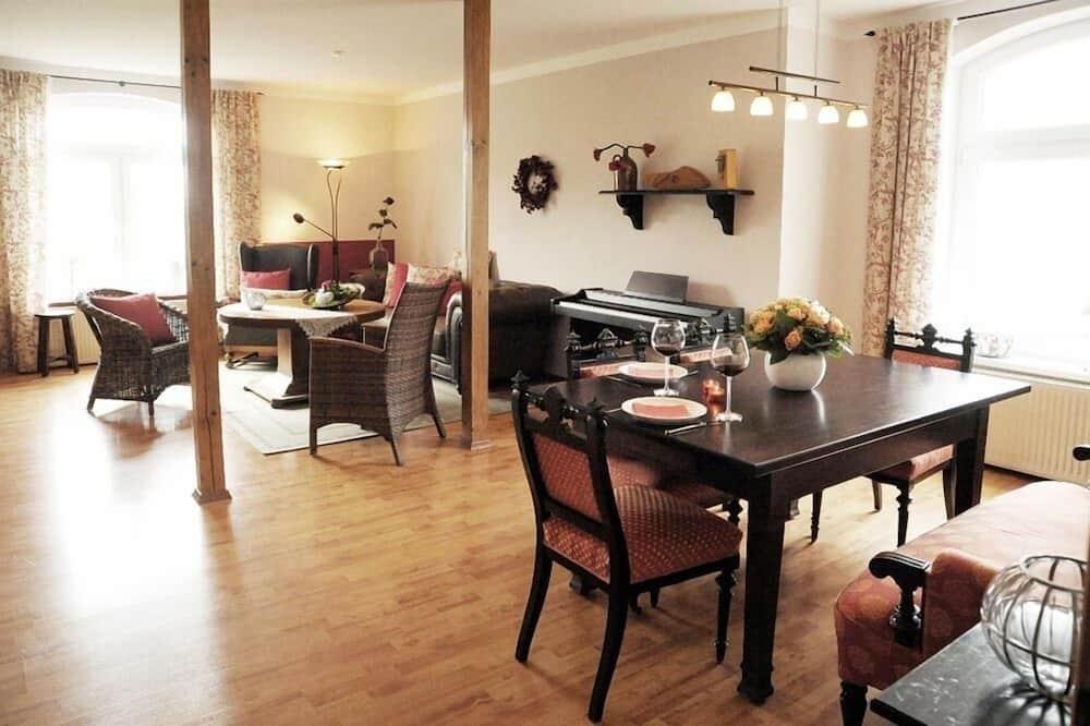 Departamento Confort (Rosengarten) - Sala de estar