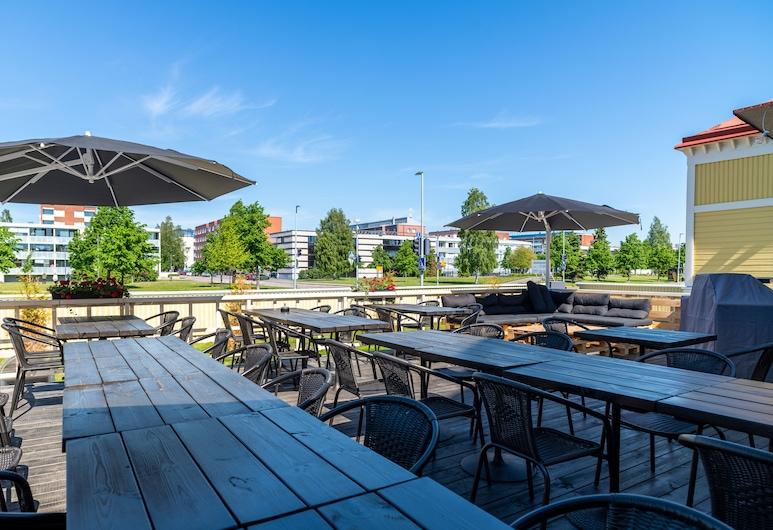 De Gamlas Hem Hotel & Restaurant, Oulu, Teras/Veranda