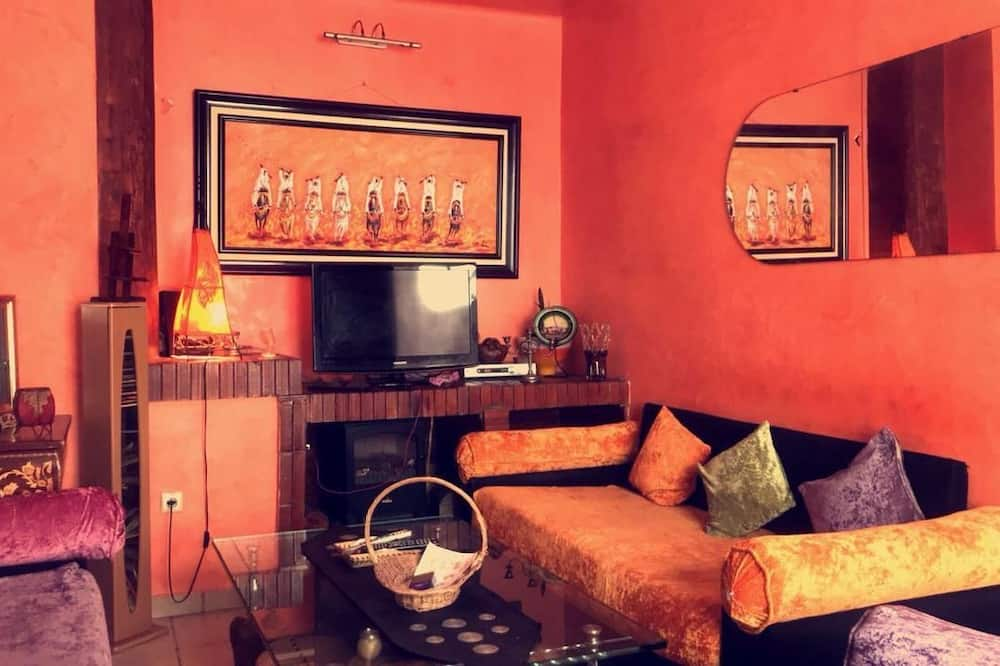 דירה קלאסית, מספר מיטות - סלון