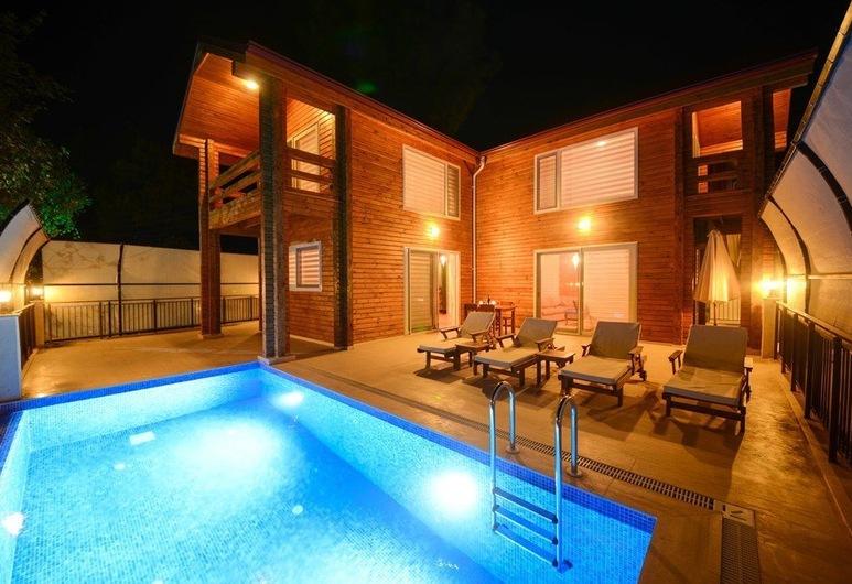Villa Umaya by Akdenizvillam, Kas, Exteriér