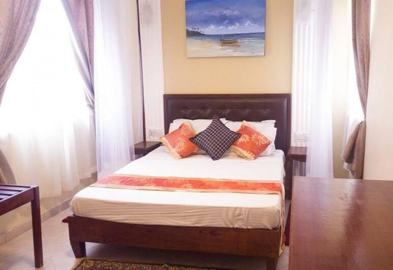 Hotel Radiance, Mombasa, Ühetuba, vaade linnale, Tuba