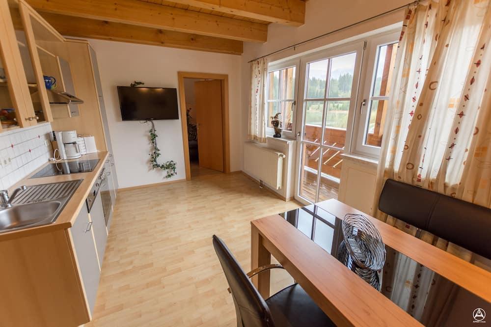 舒適公寓, 山景 (incl. cleaning fee 35 EUR) - 客房餐飲服務
