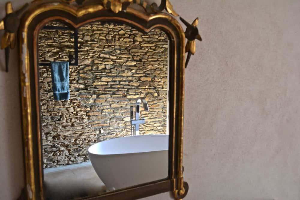 Sviitti, Yhdistettäviä huoneita (La Quatre) - Kylpyhuone