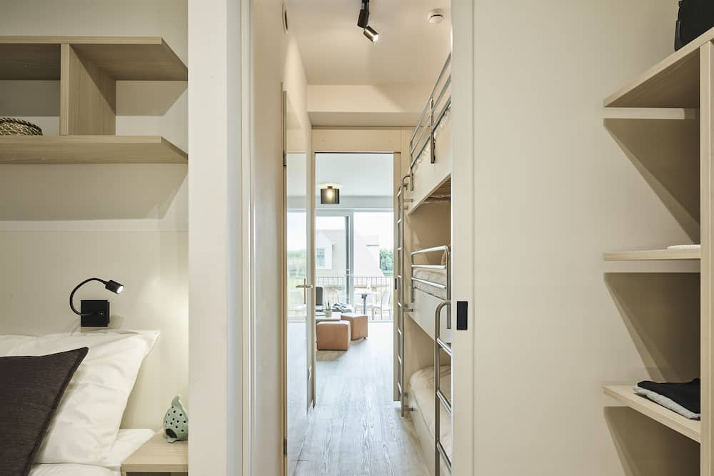 Studio met twee slaaphoeken - Habitación