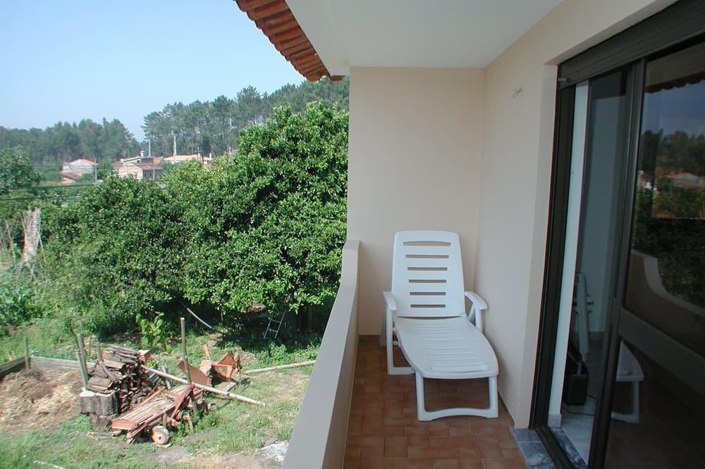 Apart Daire, 2 Yatak Odası - Balkon
