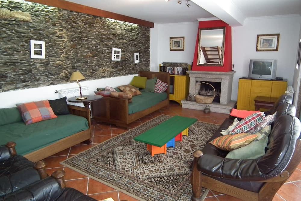 Villa, 6 soverom, privat basseng - Stue