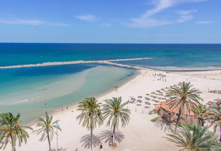 Hotel Dreams Beach, Sousse, Beach