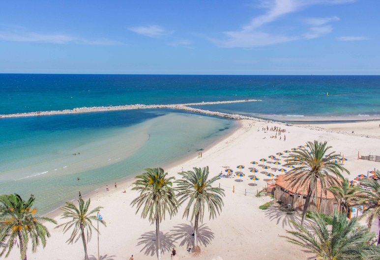 Hotel Dreams Beach, Sousse, Strand