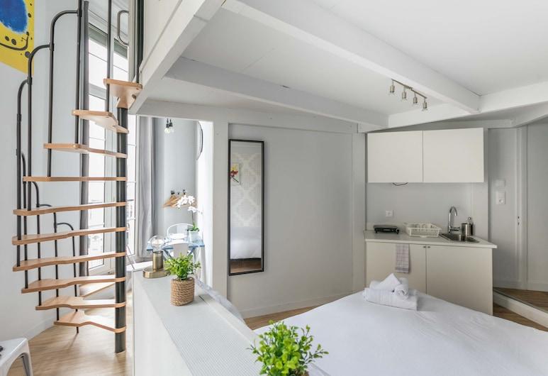 Apartments WS Opéra - Vendôme, Παρίσι, Classic Διαμέρισμα, 2 Διπλά Κρεβάτια, Μη Καπνιστών (14), Δωμάτιο