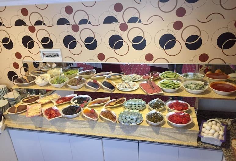 Ozyurt Hotel, Bartın, Yemek
