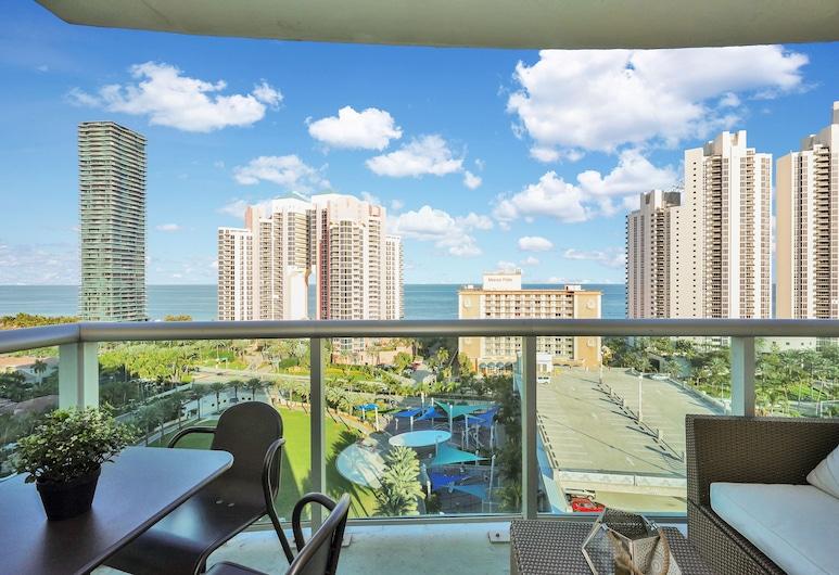 Destination Stays-Ocean View Condo Miami, Sunny Isles Beach, Byt s panoramatickým výhľadom, 2 spálne, výhľad na pláž, Izba