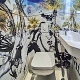 Private Ensuite Double Bedroom - Bathroom