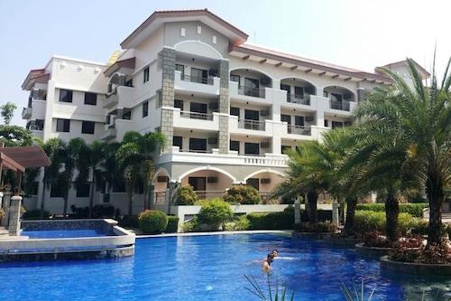 ファイバーWiFiを備えたこのエレガントな家具付きコンドミニアムでマニラでの滞在をお楽しみください/