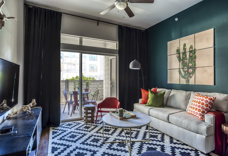 Downtown Austin Apts by WanderJaunt, Austin, Elite Apartment, 2 Bedrooms, Non Smoking, Room