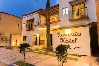 Loreto bölgesindeki Rosarito Hotel resmi