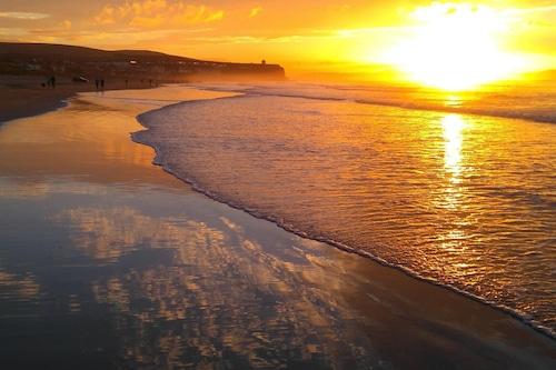 美しいビーチと海の近くの別荘(Wifi付き)/