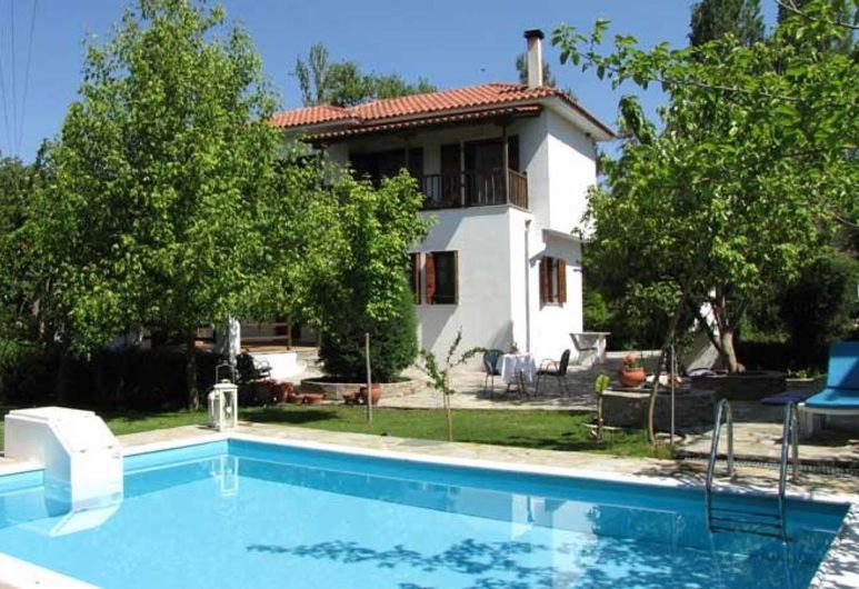 Eleni Villa II for 6-7 Pers.- Mais. House - in Horto Pelion, South Pelion, Pool