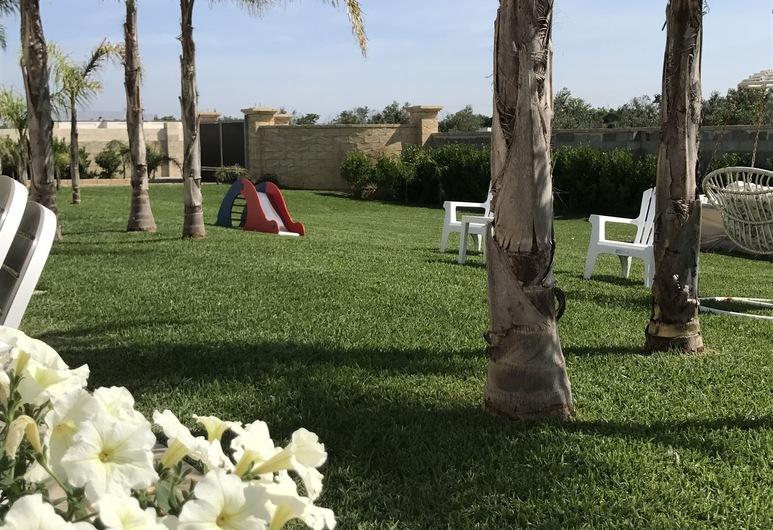 Corte Salentina, Gallipoli, Vườn