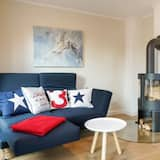 Modern holiday home in SPO OT village / beach chair on the beach Ordinger included
