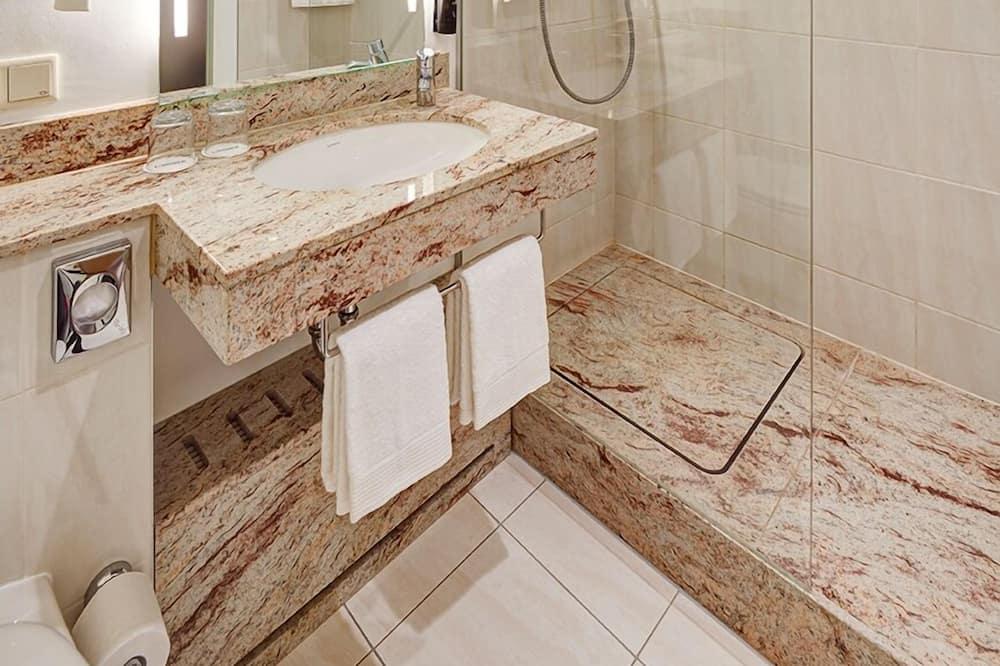 Habitación individual (Residenz) - Cuarto de baño