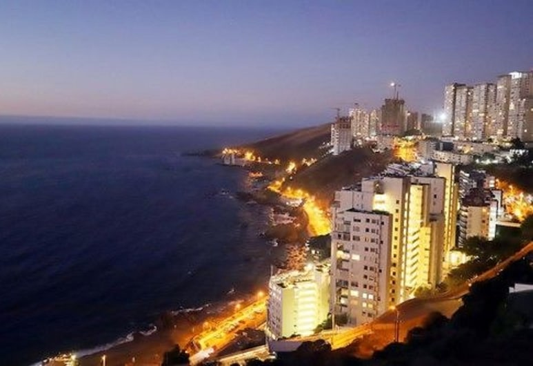 Agustina Hotel Boutique, Viña del Mar, Vista aérea