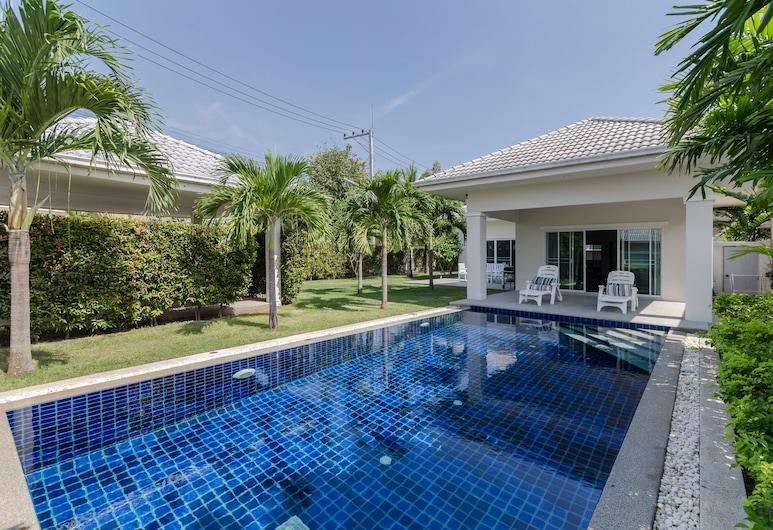 L26 3 房私人泳池別墅酒店, Hua Hin, 3 Bedrooms Private Pool Villa, 私人泳池