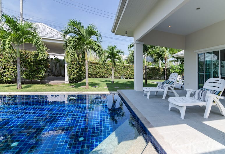 L26 3 房私人泳池別墅酒店, Hua Hin, 3 Bedrooms Private Pool Villa