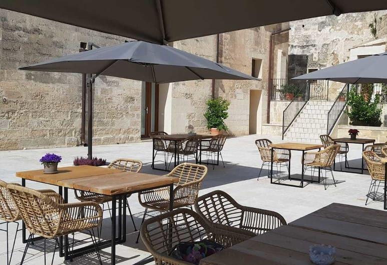 Masseria Santa Lucia, Matera, Terrazza/Patio