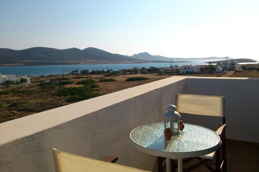Panoramic Apartment, 2 Bedrooms, Sea View (2) - Balkoni