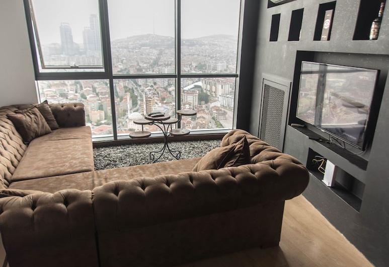 Dumankaya Ikon 38 Floor 2 Bedroom B, Istanbul