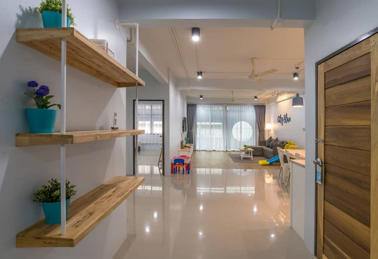 Otter House, Krabi, 2 Bedrooms Apartment with Sofa Bed, Kamer