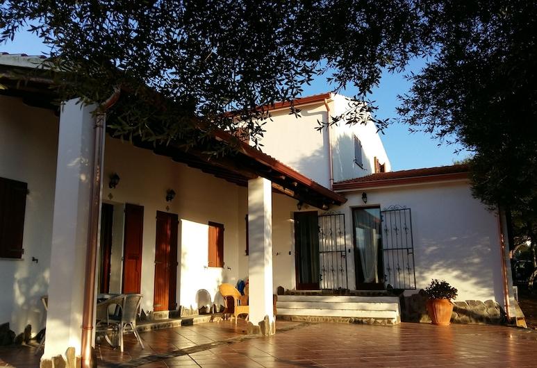 Sa Ruscitta, Sant'Antioco, Terrasse/veranda
