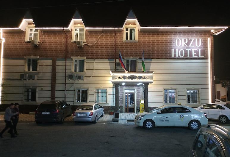 Orzu Hotel, ทาชเคนต์