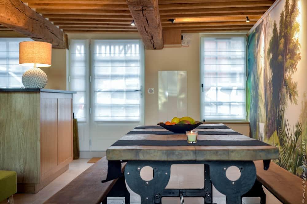 Casa Exclusive, bagno in camera - Area soggiorno