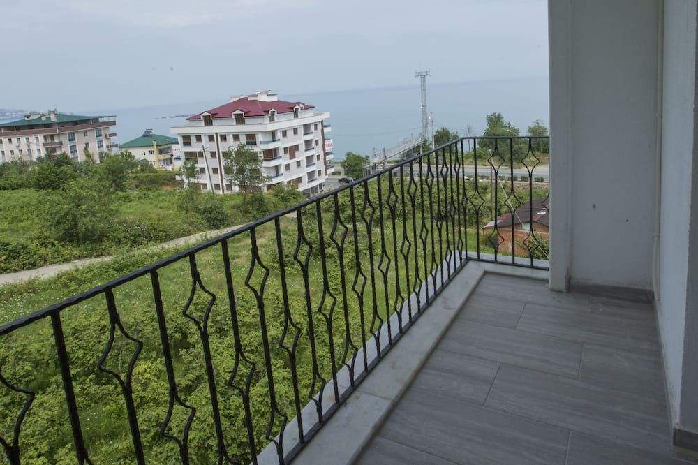 Apartment, 2Schlafzimmer, Nichtraucher - Balkon