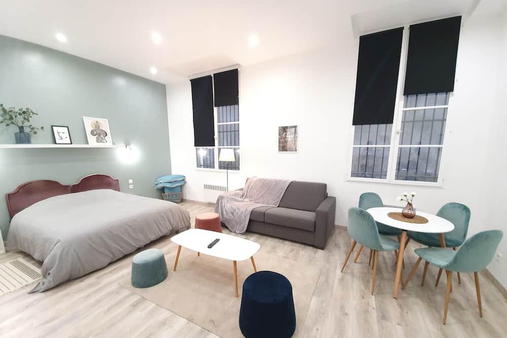 Apartment, Terrace - Living Area
