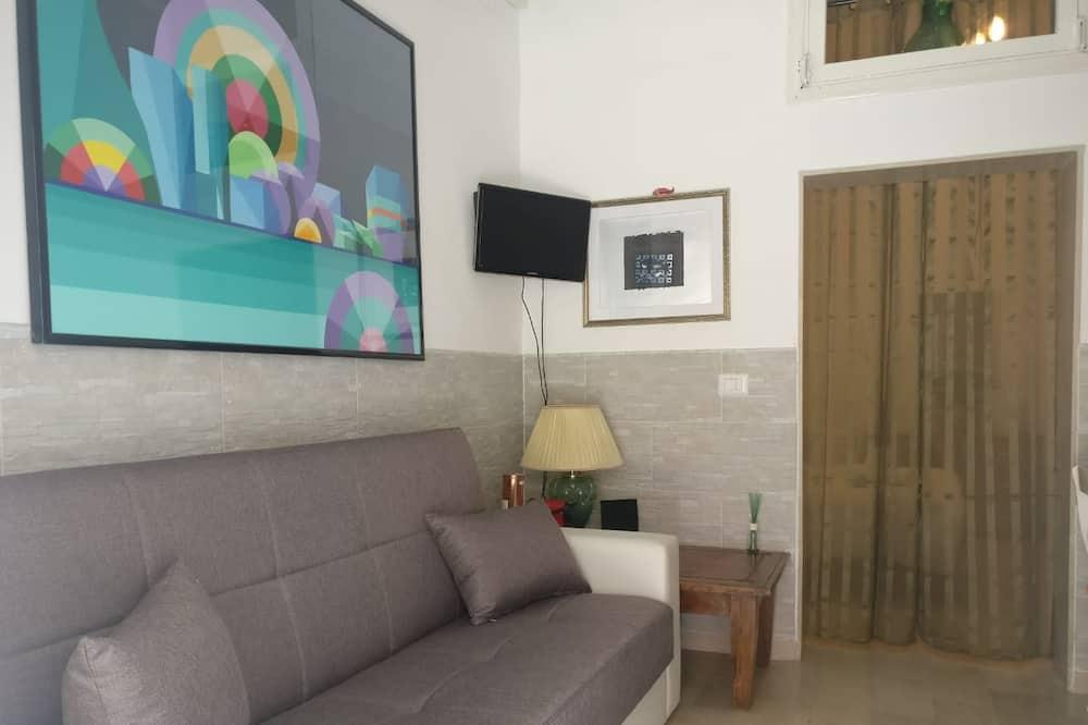 Apartamento junior, 1 habitación - Sala de estar