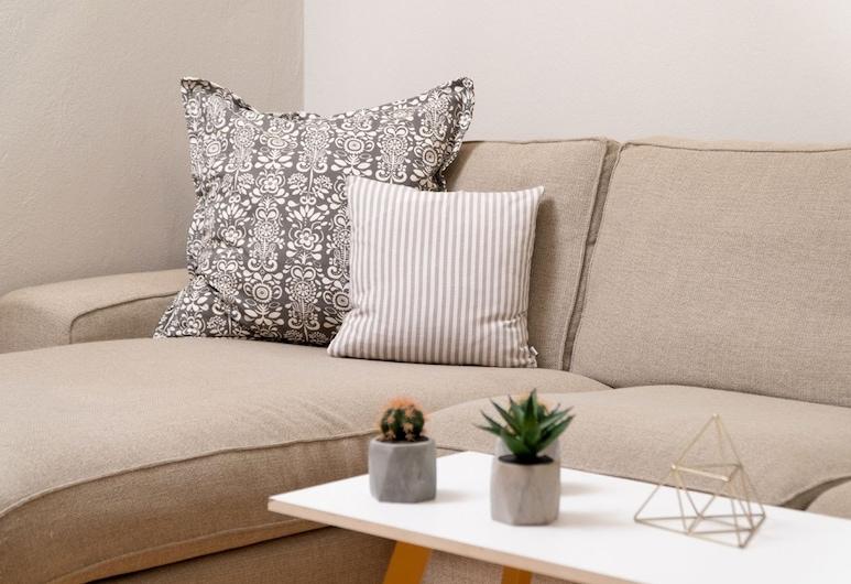 HouseLoft Foursquare, Θεσσαλονίκη, Διαμέρισμα, 3 Υπνοδωμάτια, Περιοχή καθιστικού
